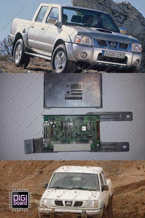 تعمیر-ایسیو-کامپیوتر-ECU-نیسان-پیکاپ