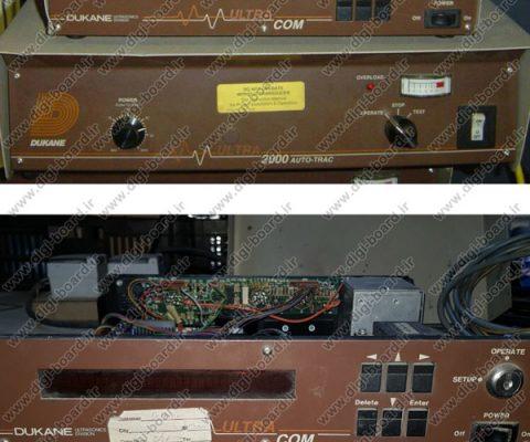 تعمیر-دستگاه-جوش-پلاستیکULTRASONIC-آلتراسونیک-آمریکایی-DUKANE