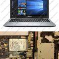 تعمیر-لپ-تاپ-ایسوس-ASUS-تعمیرات-لپ-تاپ