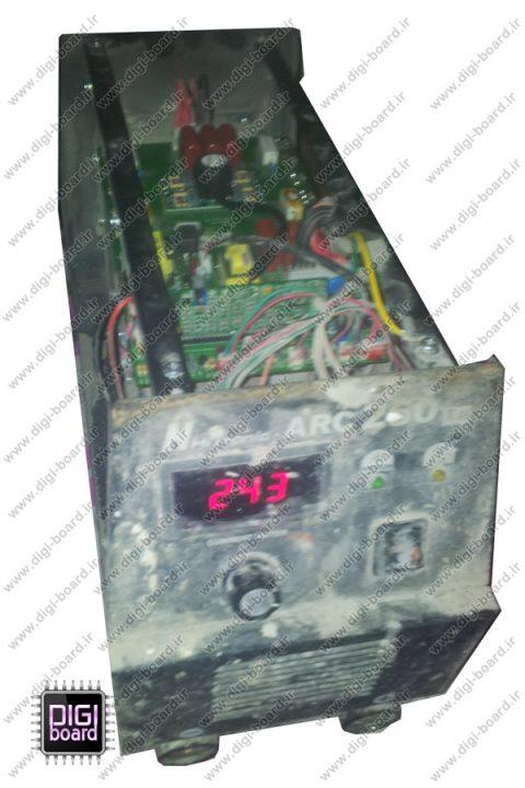 تعمیر-دستگاه-جوش-اینورتری-جوشکاری-دستگاه-جوش-اینورتر-arc260-