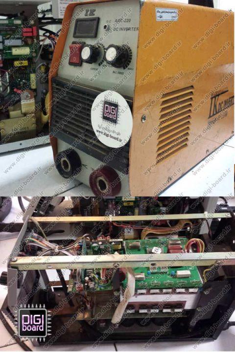 تعمیر-دستگاه-جوش-اینورتری-IK220--