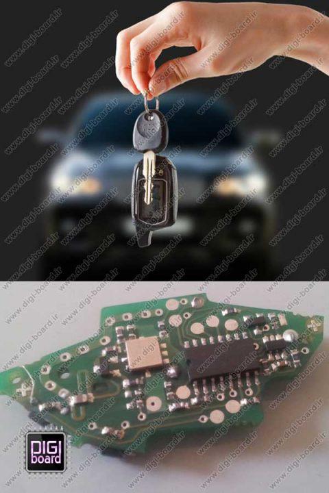 تعمیر-ریموت-خودرو-دزدگیر-تصویری-درب-پارکینگ