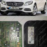 تعمیر-چراغ-LED-الایدی-خودرو-بنز