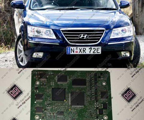 تعمیر کامپیوتر خودرو ایسیو ECU هیوندای سوناتا 2009
