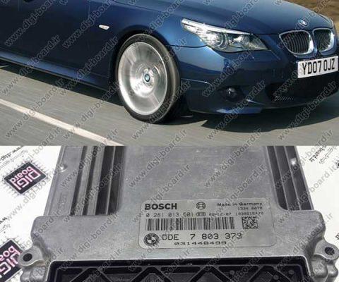 تعمیر ECU ای سی یو ماشین BMW بی ام و دیزل