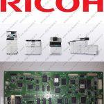 تعمیر برد دستگاه ریکو Ricoh
