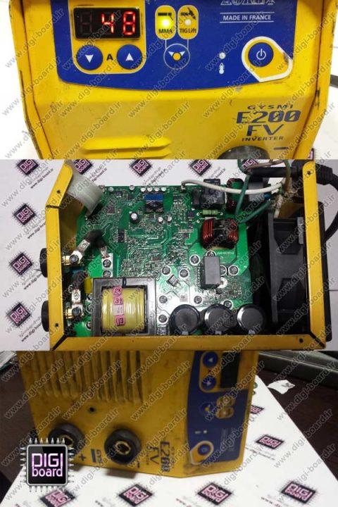 GYSMI--تعمیر-دستگاه-جوش-اینورتری--فرانسه-صنعتی-