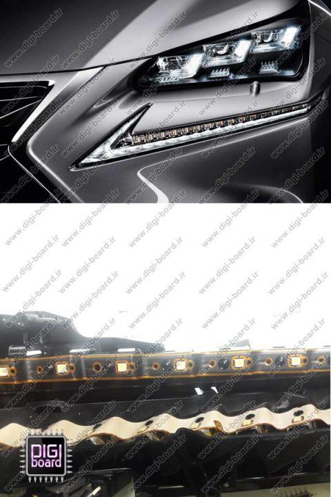 تعمیر-دیلایت-دی-لایت-لکسوس-NX-LED