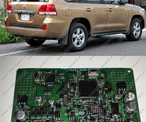 تعمیر-یونیت-کلید-هوشمند-تویوتا-لندکروز
