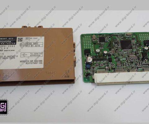 تعمیر-یونیت-کلید-هوشمند-تویوتا-لندکروز--smart-key