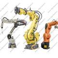 تعمیر و عیب یابی ربات های صنعتی و الکترونیک رباتRobot