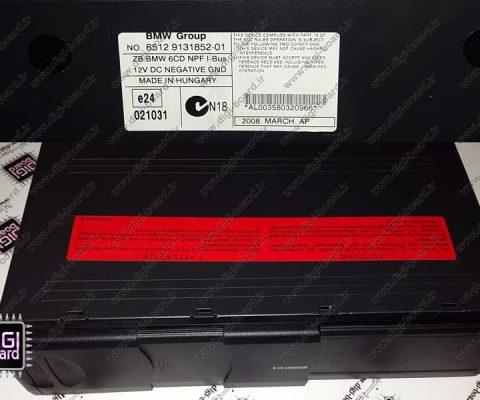 تعمیر سی دی چنجر CD CHANGER بی ام و BMW X3