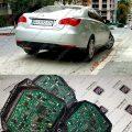 تعمیر-مدولاتور-ای-بی-اس-ABS-ام-جی-MG550-