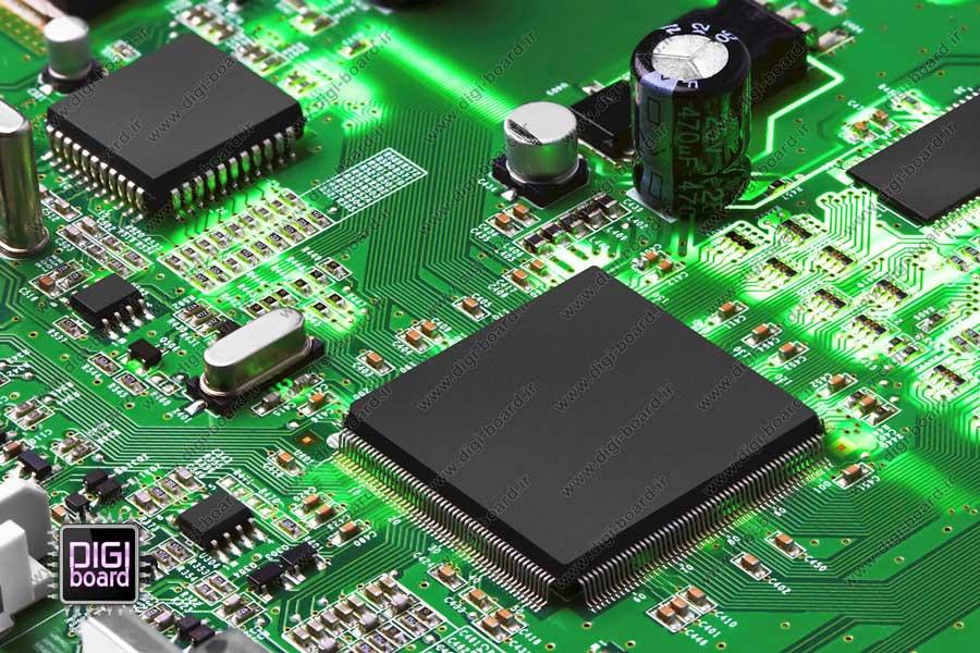 تعمیر و عیب یابی Board برد و مدارات الکترونیکی