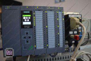 تعمیر کارت های PLC پی ال سی و اتوماسیون صنعتی زیمنس siemens