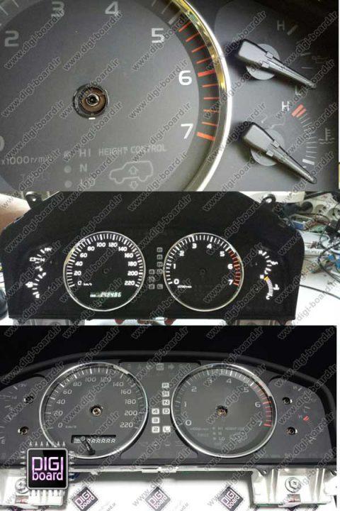 تعمیر-کیلومتر-تویوتا-لندکروز-Toyota-Land-Cruiser-کیلومترشمار
