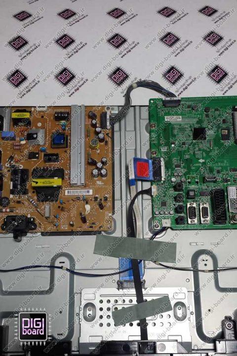 عیب--یابیlcd--تعمیر-و-تعویض-بک-لایت-ال-ای-دی-LED-LG-ال-جی