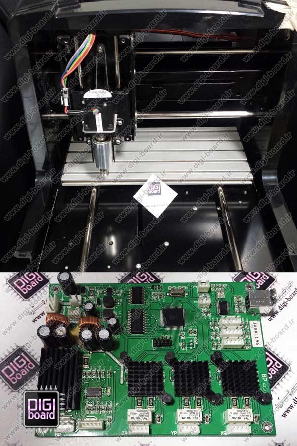 تعمیر-الکترونیکی-کنترلر-دستگاه-CNC-سی-ان-سی