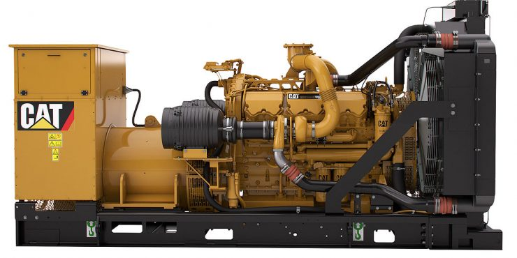 تعمیر ECU ای سی یو دیزل ژنراتور Diesel generator