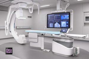 دستگاه آنژیوگرافی