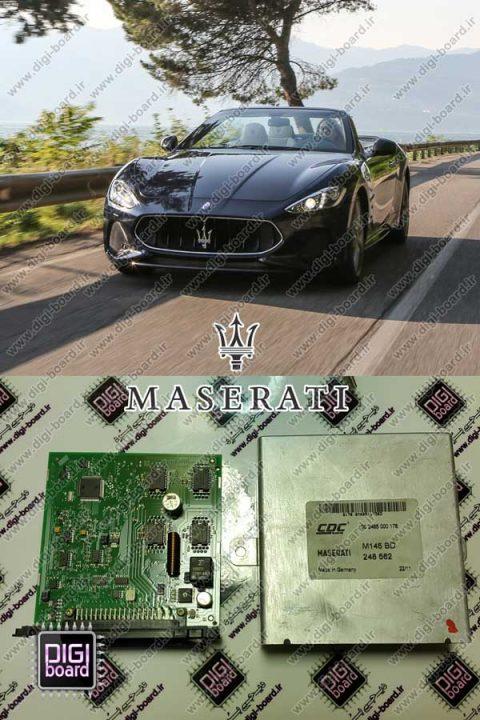 تعمیر-یونیت-تعلیق-مازراتی-Maserati-Skyhook-Suspension