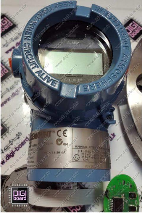 تعمیر-ترانسمیتر-فشار-روزمونت-Rosemountr