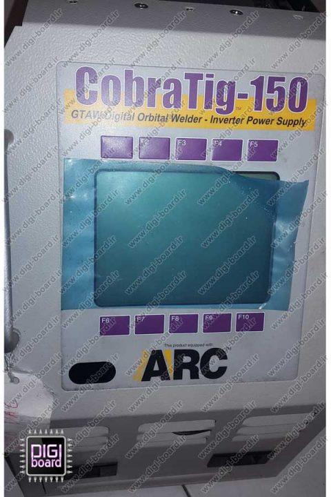 تعمیر-دستگاه-جوش-اوربیتال-CobraTig-150-آمریکا