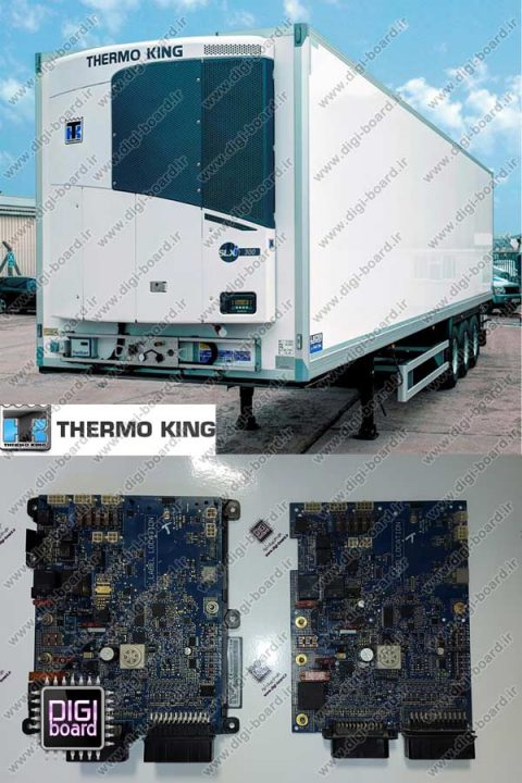 تعمیر تريلر يخچالی ترموکینگ کنترلر Thermo King SR3