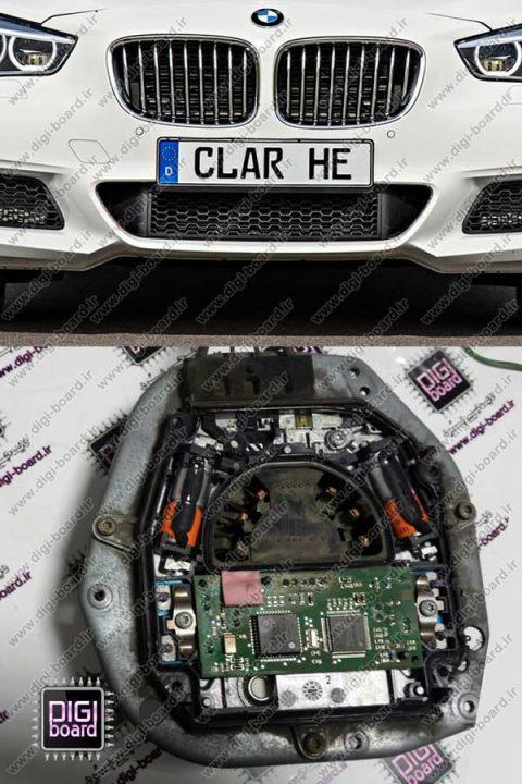 تعمیر کنترل فن رادیاتور موتور BMW بی ام و