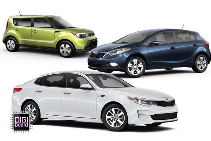 تعمیر تخصصی کیا و هیوندا KIA Hyundai الکترونیک