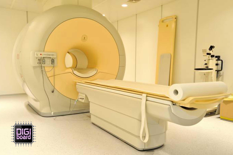 تعمیر دستگاه ام آر ای MRI و سی تی اسکن CT SCAN
