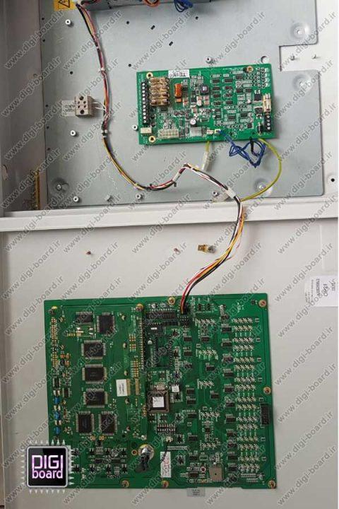 تعمیرات کنترل پنل فایر آلارم MZX