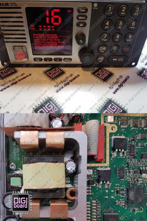تعمیر-تخصصی-برد-الکترونیکی-بیسیم-VHF
