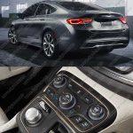 تعمیر پنل کولر بخاری کرایسلر Chrysler 2015