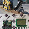 تعمیر کنترلر دستگاه برش آسفالت
