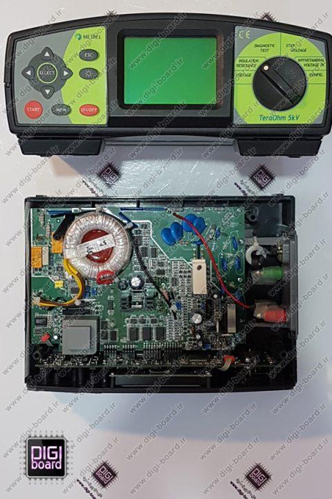 تعمیر -دستگاه تستر عایق و میگر مترال METRAL