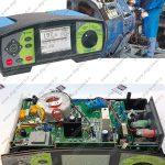 تعمیر دستگاه تستر عایق و میگر مترال METRAL