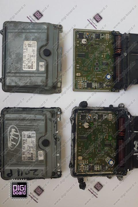 تعمیر وبرنامه ریزی ECU بنز C300