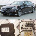 تعمیر ABS ای بی اس و پایداری ESP مرسدس بنز E250 2015