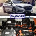 تعمیر خودرو هیبرید سوناتا یونیت باتری 2017
