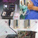تعمیر دستگاه الکتروشوک MRL آمریکا