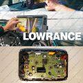 تعمیر-دستگاه-اسکن-عمق-آب-ماهی-یاب-Lowrance
