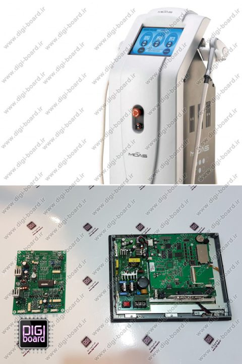 تعمیر-دستگاه-لیزر-زیبایی-میداسMIDAS