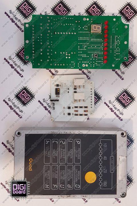تعمیر تخصصی کنترلر کوره QUAD
