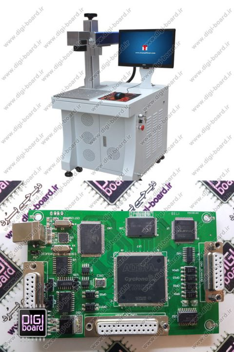 تعمیر دستگاه لیزر فایبر حکاکی