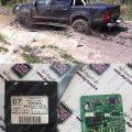 تعمیر فور ویل درایو 4WD تویوتا هایلوکس