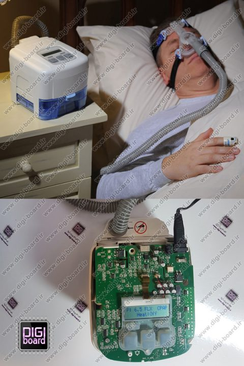 تعمیر دستگاه کمک تنفسی اتو بای پپ Devilbiss