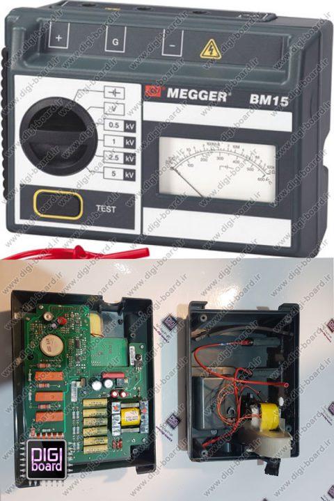 تعمیر میگر آنالوگ Megger MJ15