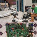 تعمیر برد سیستم وی آر اف VRF