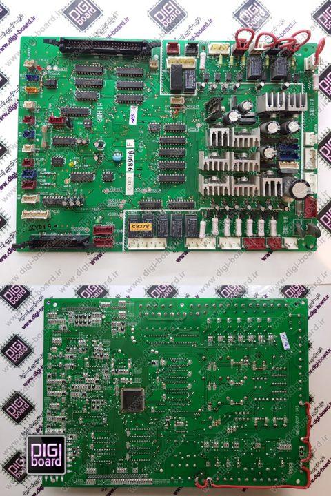 تعمیر تخصصی برد سیستم وی آر اف VRF